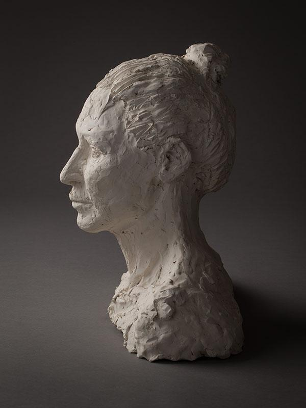 Sculpture 1 by Faces in Clay