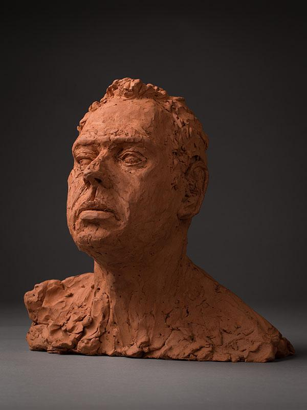 Sculpture 6 by Faces in Clay